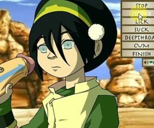 Toph - Avatar - Adult..